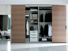 15 Remarkable Armoire With Sliding Doors Photo Idea