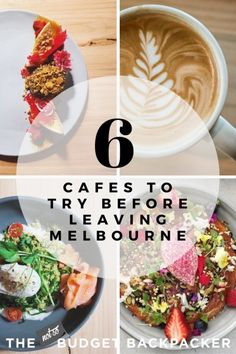 From brioche french toast, to super healthy brekki bowls and naughty injectable donuts, here are the 6 best Melbourne coffee shops. Melbourne Cafe, Melbourne Travel, Visit Melbourne, Melbourne Australia, Brisbane, Melbourne Shopping, Best Coffee Shop, Coffee Shops, Coffee Maker