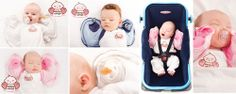 I just ordered these! Excellent idea. Sleepy Wings - UrbanBaby