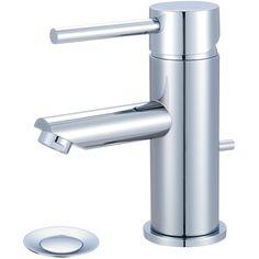 $150 Matte Black - Pioneer Motegi Single Handle Deck Mounted Bathroom Faucet