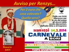Consiglio per la prossima visita in una scuola per Renzi...