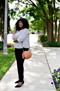 Casual Chic Fall Look Idea   My Curves And Curls Curvy Fashion, Plus Size Fashion, Fashion Models, Fashion Looks, Fashion Outfits, Plus Size Tips, Looks Plus Size, Plus Size Model, Plus Size Fall Outfit