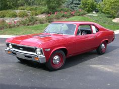 Muscle Cars 1962 to 1972 - Page 674 - High Def Forum - Your High Definition Community & High Definition Resource Gm Car, Chevy Muscle Cars, Chevy Nova, Barrett Jackson Auction, Pony Car, American Muscle Cars, Collector Cars, Old Cars, Dream Cars