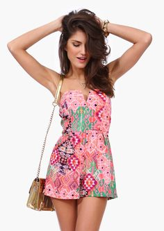 Dance Party Romper | Necessary Clothing