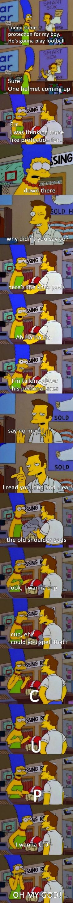 The Simpsons lol Simpsons Funny, Simpsons Quotes, The Simpsons, Futurama, Funny Jokes, Hilarious, Homer Simpson, My Guy, Best Memes