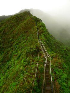 Haiku Ladder Hawaii – Stairway to Heaven