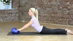 pilates exercises with the small ball - Google Search