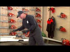 Chainsaw How To - Maintenance