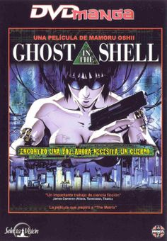 Ghost in the shell (DVD ANIMACIÓ GHO)