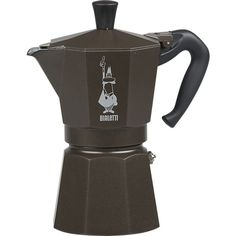 Bialetti Moka Espresso Maker (for the record, this seems too expensive, but a cheaper version would be good)
