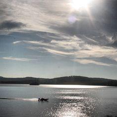 A peaceful day on #TableRockLake #ShowboatBransonBelle #ExploreBranson
