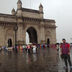 #aamchi mumbai #gate way of India by shashank_thapliyal #Gateway_Of_India #Mumbai #Maharashtra #India