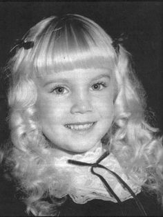 Photo of Heather o'rourke for fans of Heather o'rourke.