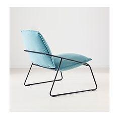 VILLSTAD Fauteuil - Samsta turquoise - IKEA