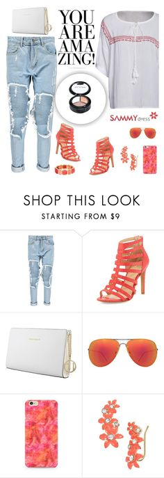 """Sammydress 15/2"" by sabinakopic ❤ liked on Polyvore featuring Boohoo, Vince Camuto, Trussardi, Quay, Kate Spade, Monet, sammydress and lovesammy"
