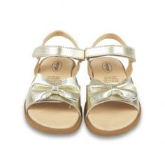 Gouden sandalen 'Bloom' - Old Soles‏