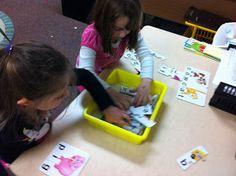 Blueberry Blu: Kindergarten Interest Areas