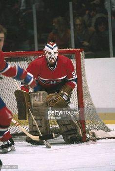 """Happy birthday to former (seldom-used hashtag? Ice Hockey Players, Hockey Goalie, Hockey Games, Montreal Canadiens, Goalie Mask, Pittsburgh Penguins Hockey, Canadian History, Nfl Fans, Goalkeeper"