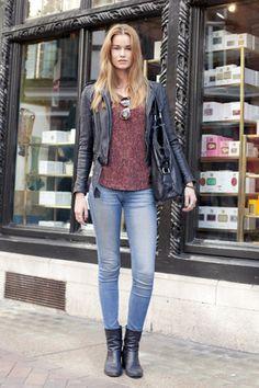 Fashion snap at London;)
