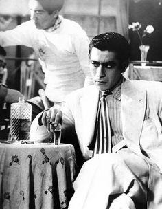 """Toshiro Mifune in """"Drunken Angel"""" 1948"""