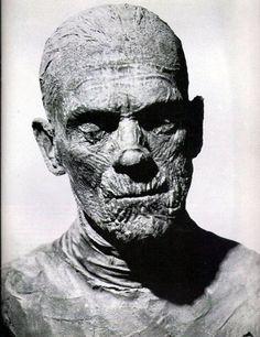 The Mummy, starring Boris Karloff (1932)