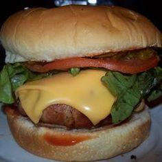 Bacon Wrapped Hamburgers Allrecipes.com