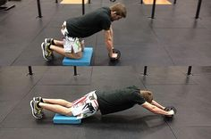 The 29 Hardest Abs Exercises Slideshow Gym Workouts, At Home Workouts, Workout Fitness, Ab Wheel Workout, Abdominal Exercises, Abdominal Workout, Ab Exercises, Ab Roller, Toned Abs