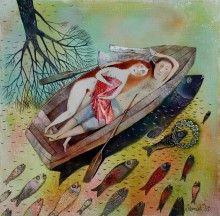 Силивончик Анна / Painting