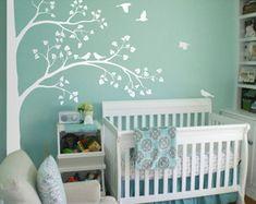 Adesivo Árvore Decorativa - 35F6CC