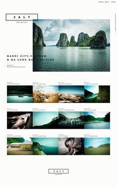 Web Layout, Layout Design, Website Layout Examples, Travel Website Design, Modern Web Design, Graph Design, Wordpress, Showcase Design, Web Design Inspiration