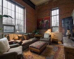 Industrial Loft Ideas, Pictures, Remodel and Decor