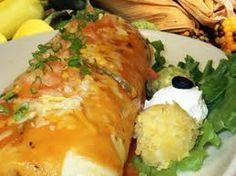 TGI Friday's Restaurant : Tacos & Burritos