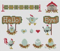 Chicken - Grille gratuite - Aurelle