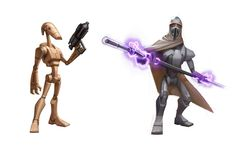 ArtStation - Droid Enimies for Disney Infinity 3.0 , Josh Black