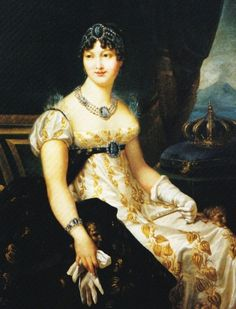 Caroline Murat. queen of Naples
