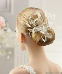 Tocados de Novia y Accesorios de pelo - Gala novias