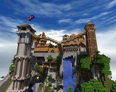 Kingdom of Galekin 1.0.8. 20+ locations (updated 9/10/2013) Minecraft Project