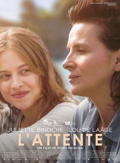 L'Attente, avec Juliette Binoche, Lou de Laâge