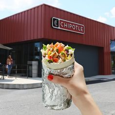 I went straight to the source to discover more Chipotle secrets. The famous Mexican grill had a lot to say about its most popular menu items, future releases, Chipotle Secret Menu, Chipotle Menu, Chipotle Burrito, Chipotle Mexican Grill, Chipotle Chicken, Cheesecake Desserts, No Cook Desserts, Raspberry Cheesecake, Fast Food Restaurant