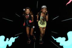 「Night Nation Run」  GIF VISUAL,Direction  model: CYBERJAPAN DANCERS