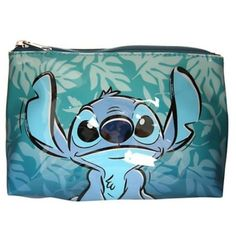 Disney Lilo & Stitch Hawaiian Cosmetic Bag from Hot Topic. Saved to stitch. Shop more products from Hot Topic on Wanelo. Lilo And Stitch 3, Cute Stitch, Disney Stitch, Stitches Makeup, Disney Wishes, Disney Makeup, Disney Love, Disney Stuff, Disney Ideas