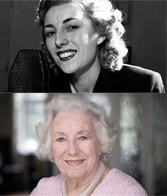 """Dame Vera Lynn - During WWII her recordings such as """"The White Cliffs of Dover"""" and """"We'll Meet Again,""""  helped to boost the morale & resilience of the men and women across Britain. She toured various countries around the world, at times risking her life, in order to give concerts to Allied soldiers.  In 2009, at the age of 92, she became the oldest living artist in history to have a number one album after outselling both the Beatles and the Arctic Monkeys.  (Pictured above in 1941 and…"""