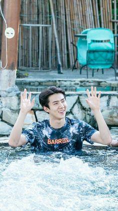 Sehun – 2020 World Travel Populler Travel Country Chanyeol, Kyungsoo, Kpop Exo, Exo K, Sehun Cute, Exo Lockscreen, Kim Minseok, Exo Members, Dancer