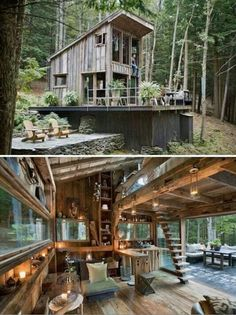 Awesome Rustic Cabin
