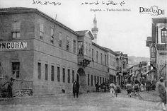 TAŞHAN, ,,,, 1895, ile 1902 yılları arasında, zamanın ankara valilerinden abidin paşanın mektupçusu ismail ağa tarafından yapılmıştır, 1936 yılında yıkılarak yerine sümerbank binası yapılmıştır