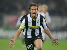 Alessandro Del Piero - Juventus FC and Italian legend