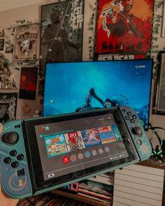 Nintendo Lite, Nintendo Switch Games, Gamer Bedroom, Jill Valentine, Gaming Setup, I Am Game, Aesthetic Pictures, Game Room, Game Art