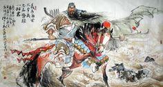 Predator 2, Aspen Comics, Sexy Horror, Guan Yu, China Art, Chinese Culture, Chinese Painting, Moose Art, Beauty