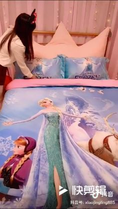 Cute Bedroom Decor, Room Design Bedroom, Girl Bedroom Designs, Girls Bedroom Accessories, Pink Bedroom Walls, Baby Birthday Dress, Bridal Dupatta, Beautiful Girl Drawing, Baby Barn