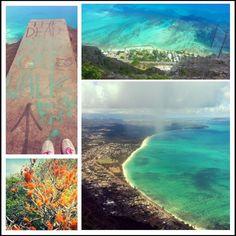 Dead Man's Catwalk; Hawaii Kai; Oahu